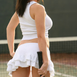 Tennis anyone? Ok screw the tennis and lets just get naked!