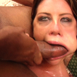 Lisa Sparxxx is a bitch who loves to be dominated. Lisa loves to be humiliated so our black horny cock shoves his cock balls dee