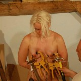 Slavegirl Chaos - Punished at Work